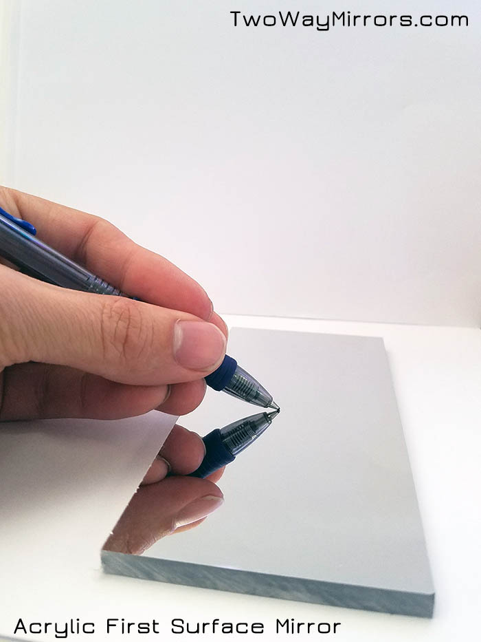 Acrylic First Surface Mirror