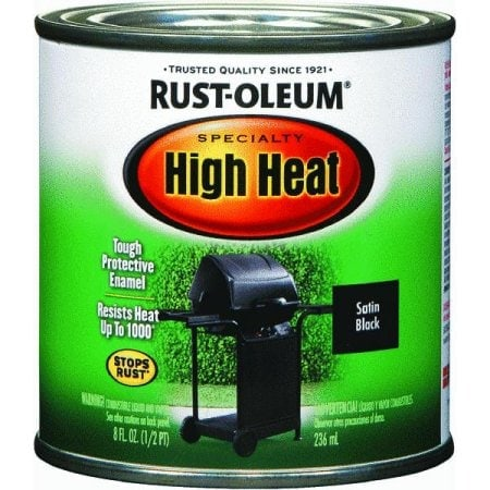 rust-oleum high heat paint