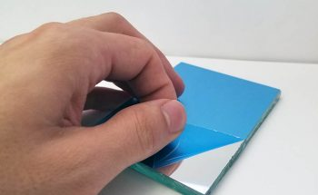First Surface Mirror Protective Laminate
