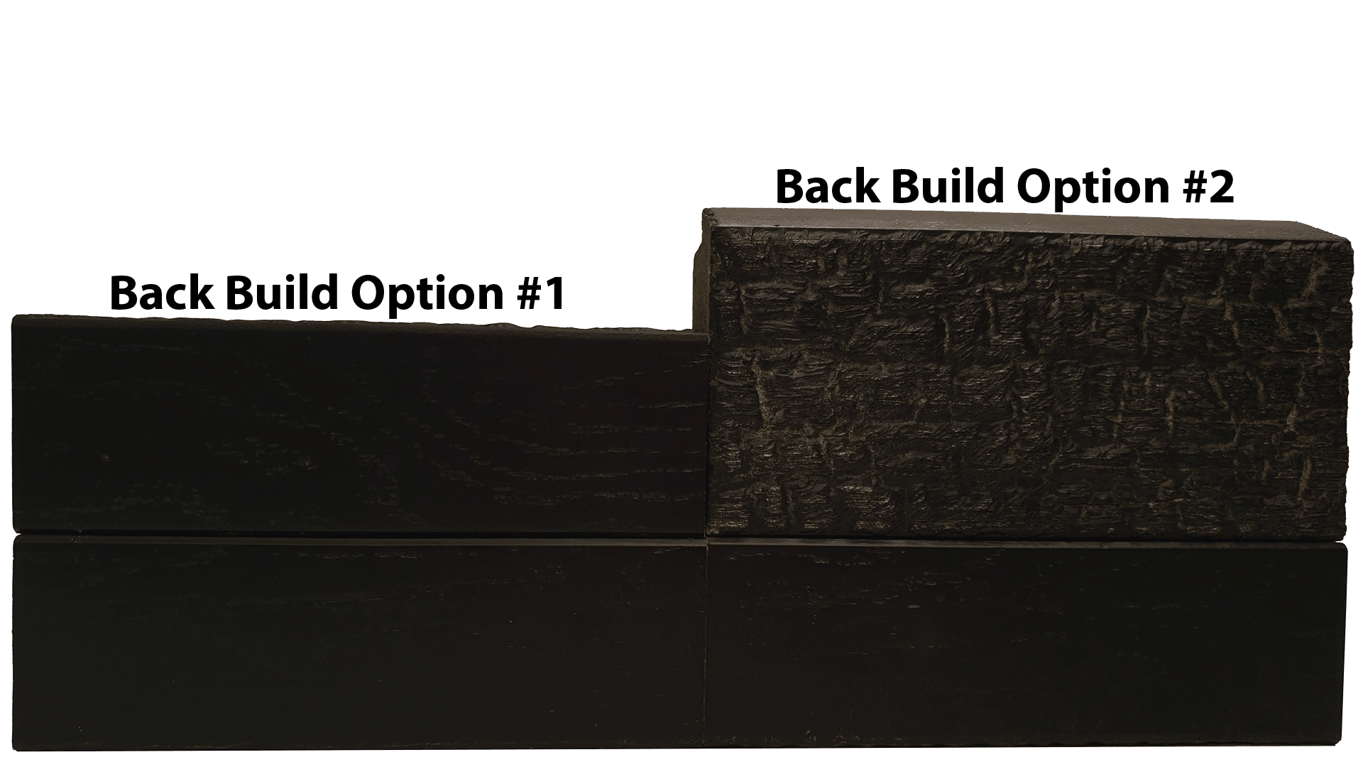 Back-build-options