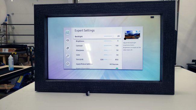 Tv-settings