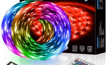 infinity mirror light strip