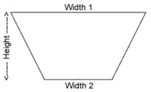 fsm trapezoid
