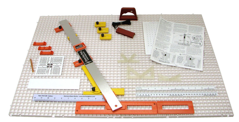 morton glass cutting table