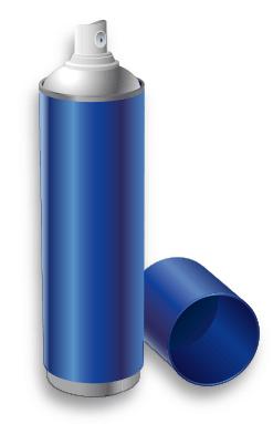 Precote 33 Blue Spray Laminate
