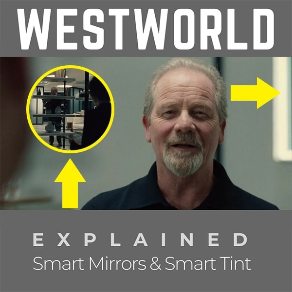 westworld smart mirror smart tint