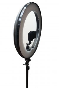 halo teleprompter mirror without glass