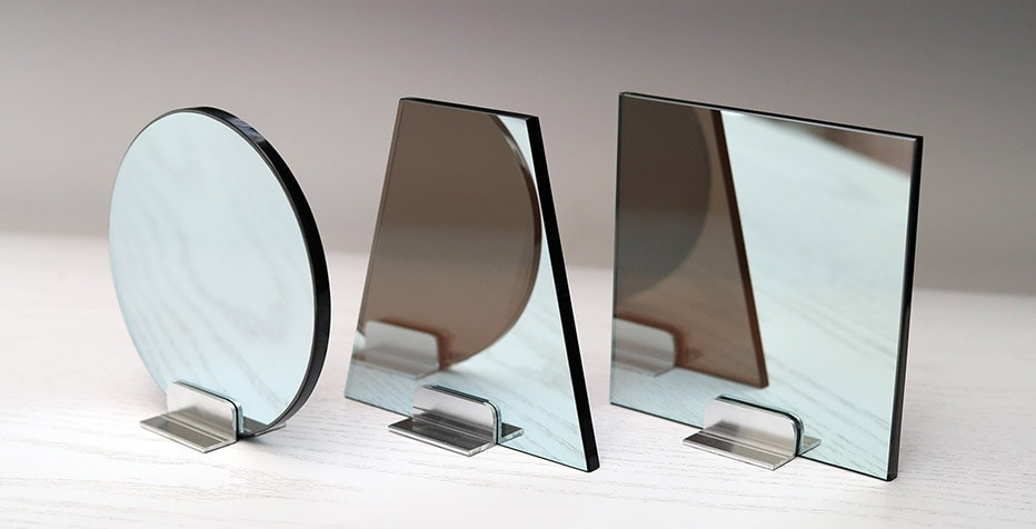 Glass Two Way Mirror In Stock Custom Sizes Worldwide Shipping