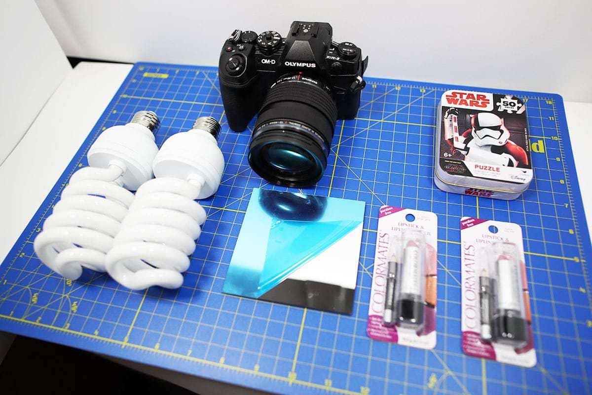 mirror photography supplies