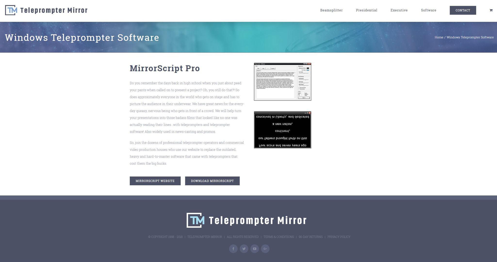 mirrorscript-screenshot