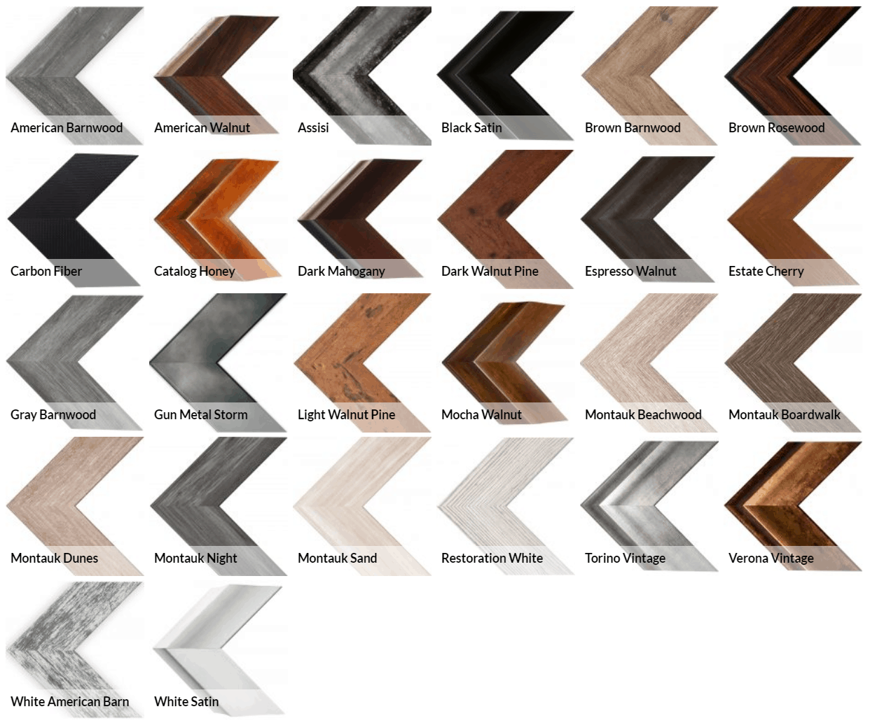 standard-frame-styles