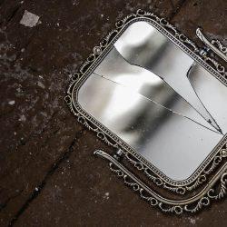 Broken Mirror Superstition