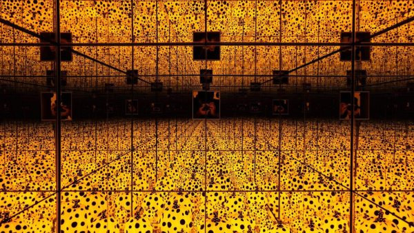 Pumpkin Infinity Mirror Room