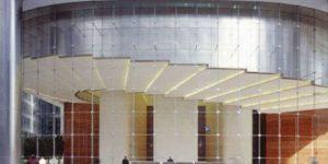 Anti-reflective-glass