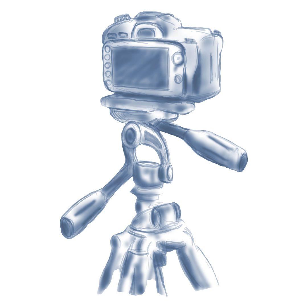 Sketch of a Camera