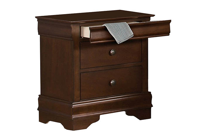 Hidden Drawer Nightstand