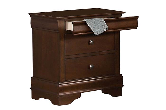 Hidden Drawer Nightstand