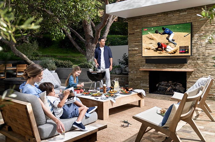 Samsung Terrace TV Review