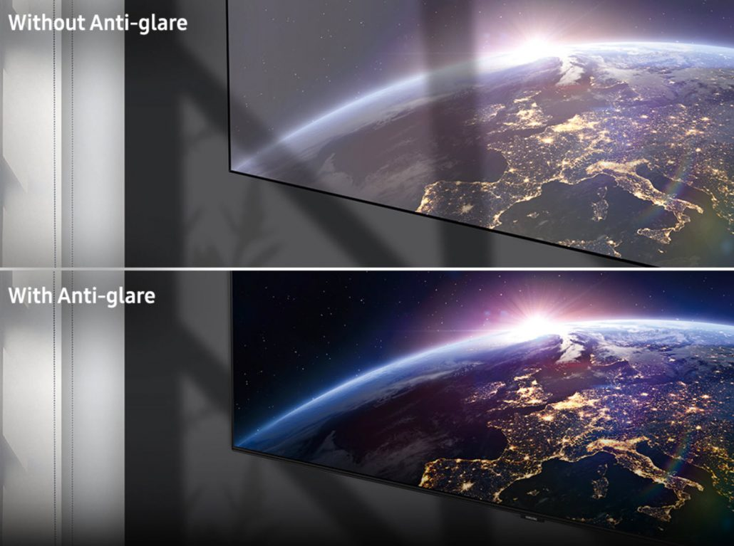 terrace tv anti glare