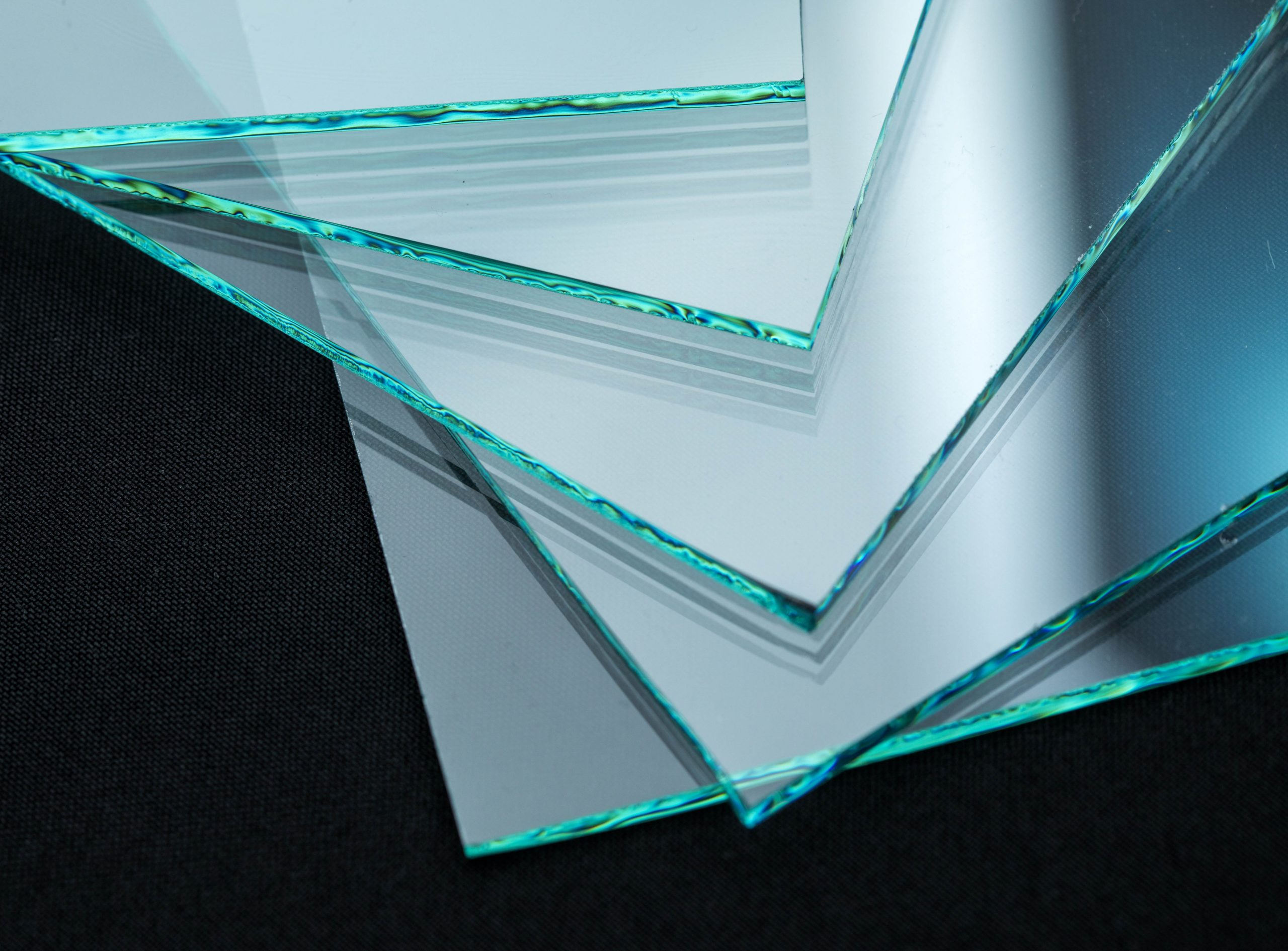 Sheets,Of,Factory,Manufacturing,Tempered,Clear,Float,Glass,Panels,Cut